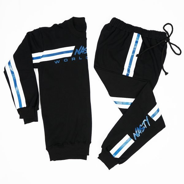 BAJU PLAIN JOGGER SET copy